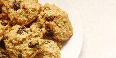 No-Bake Oatmeal Cookies  http://www.rodalewellness.com/food/no-bake-oatmeal-cookies