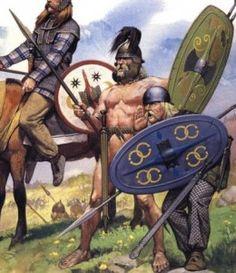 Deadliest Warrior Deathmatch: Warrior Bio: Arminius