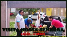 Amazônia - Festa - Visita Nossa Senhora - Laura - Celcoimbra - FAN