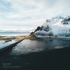 Another drony one from Iceland. by regnumsaturni via http://ift.tt/2qfLPsb