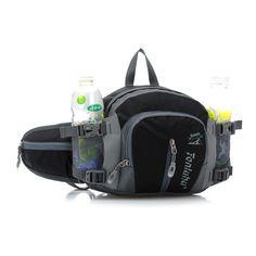 Frank Aonijie 5.5l Sport Running Lightweight Bag Marathon Cycling Bag Women Men Safety Gear Optional Water Bottles Relojes Y Joyas