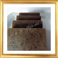 Bath Luxury Soap Gift Set Green Tea Peppermint Soap Set