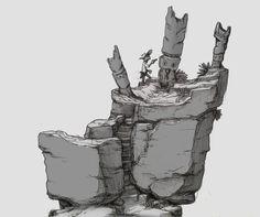 ArtStation - Random Sketches II, Friedemann Allmenroeder