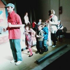 Theater Games for Young Children