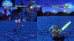 Disney Infinity 3.0 Jack Skeletron vs Yoda