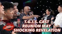 TGIS CAST REUNION MAY SHOCKING REVELATION | Bawal Judgmental | February ...