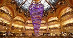 10 самых невероятных новогодних ёлок