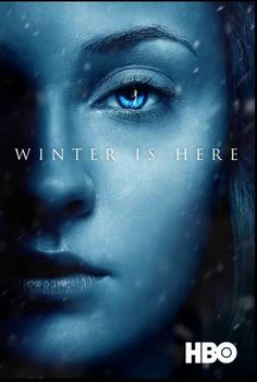 Pyramid America Game of Thrones Season 7 Sansa Stark Winter is Here TV Show Cool Wall Decor Art Print Poster Game Of Thrones Saison, Arte Game Of Thrones, Game Of Thrones Poster, Game Of Thrones Funny, Game Thrones, Sansa Stark, Cersei Lannister, Daenerys Targaryen, Game Of Thrones Wallpaper