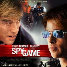 Robert Redford, Brad Pitt spy movie