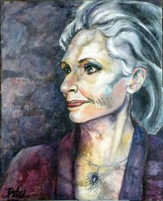 Original Women Painting by Clara De Bobes Bobe, Saatchi Art, Original Paintings, Fine Art, Artist, Artwork, Portraits, Paintings, Human Figures