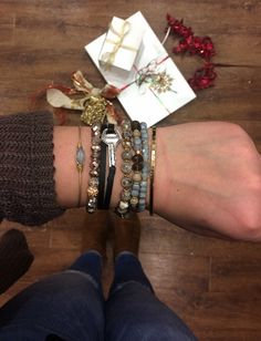 The perfect gift for any girl: an accessory that will work with any outfit!✨ #xoxoAL4You #giftideas #holidays #bracelets #accessories #stackables #shoplocal #apricotlane http://form.jotform.us/form/52044697810154