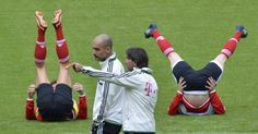 Guardiola comanda seu primeiro treino no Bayern de Munique - Futebol - UOL Esporte