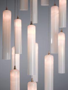 Tube Chandelier - modern - pendant lighting - new york - Shakúff