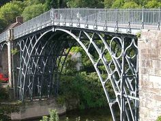 The Iron Bridge - First Cast Iron Bridge