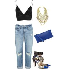 """""""Untitled #342"""" by fashionista-shawnte on Polyvore"""