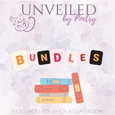 Save money by buying bundles! Incredible discounts, awesome resources, all in one place