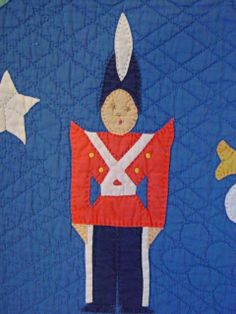 soldier boy @Gail Regan Truax://cindysantiquequilts.com/dynapage/IP614.htm