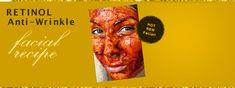 Retinol Anti-Wrinkle Facial all Natural Anti-Aging Recipe DIY. Finally an all natural Retinol Anti-Wrinkle Facial recipe that works! Anti Aging Facial, Anti Aging Tips, Anti Aging Cream, Anti Aging Skin Care, Facial Diy, Dry Skin Remedies, Anti Wrinkle, Beauty Secrets, Beauty Tips