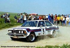 BMW-E21-323i-Haspengouw-Rally-1980-via-Classic-and-Vintage-BMW-(2) Bmw E21, Martini Racing, Courses, Rally, Race Cars, Monster Trucks, Portugal, Fan, Club