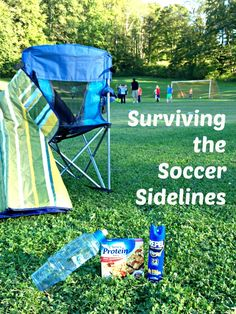 Surviving the Soccer Sidelines