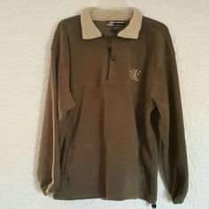 1/2 pullover San Francisco logo pullover, never worn. Andy's Sportswear Inc.  Tops