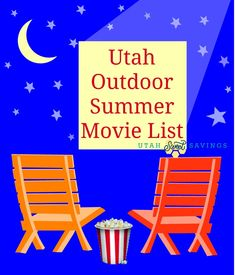 Want more awesome deals on Utah Events? Join our Facebook Group! One really fun thing to do in the summer is enjoy a good outdoor movie under the stars. Utah has some really fun outdoor film festi…