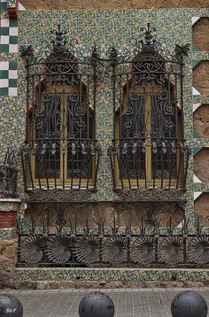 Casa Vicens (Gaudí) by Svet Luz (SoY) on 500px