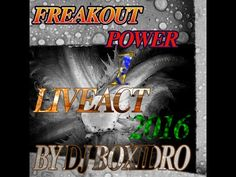 FREAKOUTPOWER PART1 LIVEACT-DJ BOXIDRO - YouTube Freak Music, Dj, Youtube, Books, Movie Posters, Libros, Book, Film Poster, Book Illustrations