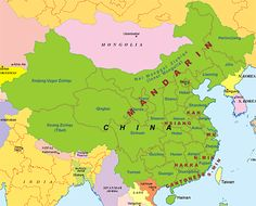cool Language for China