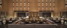 Four Seasons Hotel Pudong - Picture gallery Interior Concept, Interior Design, Public Hotel, Lobby Design, Hotel Interiors, Four Seasons Hotel, Hotel Lobby, Interior Architecture, Gallery