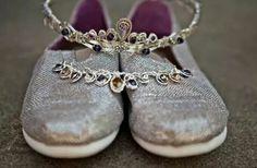 *Wedding Glam* by Entwined Artwear & Gifts #glam #bling #jewelry #art #swarovski #gifts #wirework