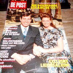 De Post:15/6/1986/Nr.1945/Prins Andrew&Fergie Ferguson