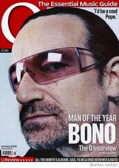 U2 -Magazine Q - Janvier 2006