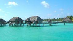 Bora Bora...where Sean and I need to be...sans children!!!