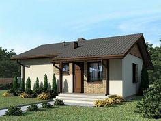Kit casa lemn 62 mp Brasov • OLX.ro Bungalow House Design, Design Case, Gazebo, Exterior, Outdoor Structures, Outdoor Decor, Fasion, Home Decor, Houses