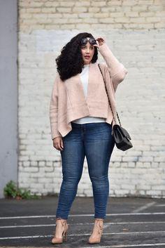 Tanesha Awasthi, GirlWithCurves.com