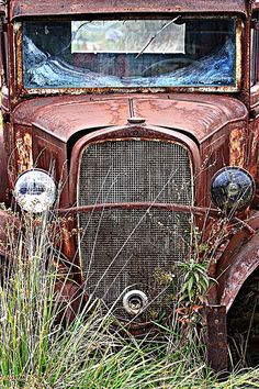 Rusting by Don3rdSE, via Flickr