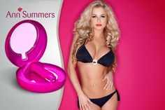 A pocket-sized treat, this discreet little guy also comes with a compact travel case and USB charger. Ann Summers, Video Camera, Loose Weight, Daily Deals, Design Your Own, Looks Great, Compact, Charger, Bullet