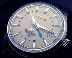 Seiko Grand Seiko Automatic GMT Time is the priceless gift. How dare you take it…