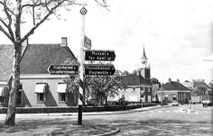 Als je in Onstwedde geboren en/of opgegroeid bent dan neemt deze foto je ongetwijfeld mee naar een nostalgische bui.