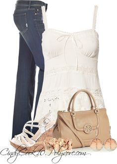 """Wedge Shoe Is A Must"" by cindycook10 on Polyvore"