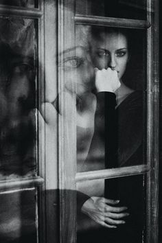 """""""Maybe sadness was a kind of hunger, she thought. Maybe the two went together."""" ― Margaret Atwood, The Year of the Flood   /  image An old story_004 by Giorgia Pallaro"""