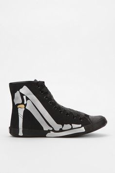 Be Skeleton Talon High-Top Sneaker - Urban Outfitters