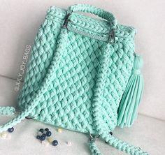 Crochet Slipper Boots, Crochet Shoes, Crochet Slippers, Knit Crochet, Crochet Shorts Pattern, Crochet Backpack Pattern, Crotchet Bags, Knitted Bags, Crochet Handbags