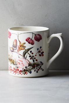 Gien Bouquet Mug