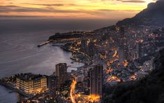 Monaco, so far the most beautiful place I have ever been to... hopefully I will return for a visit :)