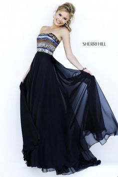 Sherri Hill Dresses - 2015 Prom Dresses - International Prom Association