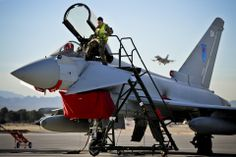 Royal Air Force (RAF) aircraft are taking part in Red Flag, the most complex air exercise of the year, which started at Nellis Air Force Base on Monday, 27 J Us Air Force, Royal Air Force, Thrust Vectoring, Government News, Intensive Training, Royal Australian Air Force, British Armed Forces, Red Flag, Great Shots