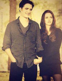 Edward & Bella Breaking Dawn Part 2 from Team Edward/FB