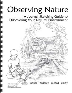 science, nature journal - Observing nature journaling guide